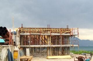 Al via i lavori per la costruzione dell'edificio per la vendita all' asta del pesce