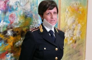 Gaeta, intervista al Comandante della Polizia locale Anna Maria De Filippis