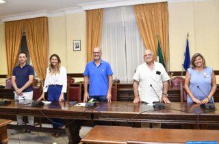 Avvicendamento in giunta: il consigliere Gianna Conte subentra all'Assessore Alessandro Martone
