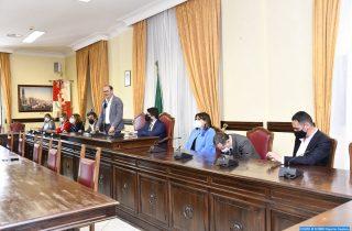 1milione di € per la manutenzione stradale e dei marciapiedi, siglato l'accordo Comune-Authority