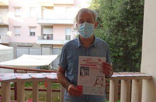 Nove volontari e tante nuove iniziative per la sede LILT di Gaeta. Intervista al Responsabile Rosario Cienzo
