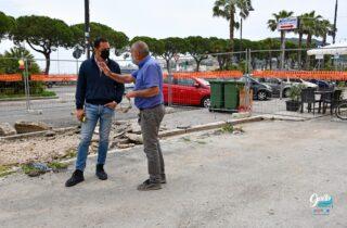 Lavori pubblici: la parola al Vice Sindaco Angelo Magliozzi per strutture sportive, ampliamento aree parcheggio e Peschiera.