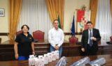 Il Club Rotary Formia-Gaeta dona dispositivi sanitari al Comune di Gaeta.