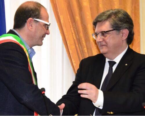 Prof. Fabio Ricci, un grande gesto per il nostro territorio