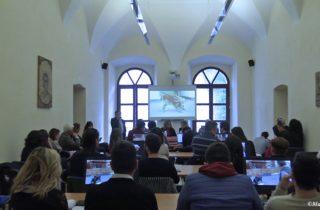 Scuola delle Istituzioni, un progetto formativo dell'Associazione 4.0, ospite dell'Arcidiocesi di Gaeta presso lo Storico Palazzo De Vio