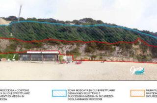 Consolidamento del costone roccioso di Monte Orlando, iniziati i lavori.