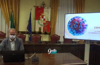 Mitrano fa il punto sulla situazione Covid-19 analizzando i dati nazionali e locali. La salute dei miei cittadini al primo posto!