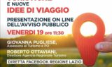 Avviso pubblico - Attuazione di interventi a sostegno delle destinazioni turistiche del Lazio