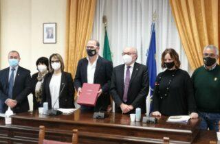 Il Comune di Gaeta e l'ANMIL firmano un protocollo d'intesa per consolidare sinergicamente attività per la sicurezza e salute sul lavoro