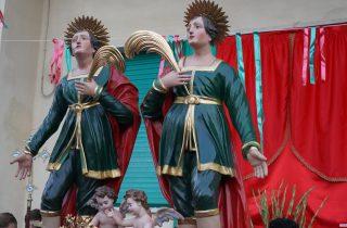 Ringraziamenti festa dei Santi Cosma e Damiano