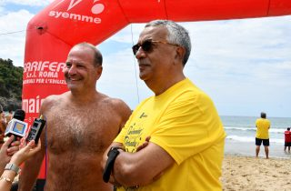 La Terza Edizione dello Swimming Paradise Gaeta 2021: vince Simone Ruffini