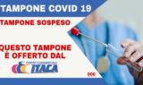 """Il Centro Commerciale ITACA lancia il """"Tampone sospeso"""" per le famiglie e le persone indigenti"""
