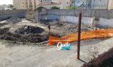 Gaeta, proseguono i lavori di messa in sicurezza e riqualificazione dell'area ex Avir, iniziati un mese fa circa.