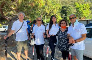 Anche i volontari della LILT GAETA su Monte Orlando per una