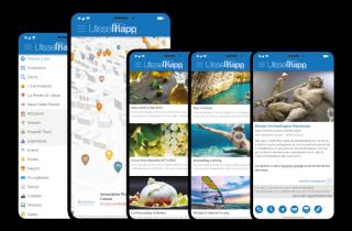Nasce Ulisse in app®: la Guida Turistica Ufficiale della Riviera.